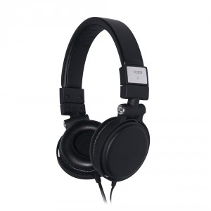 CRYPTO HEADSET [HPS-200 Black]  Dual Function On-Ear Close