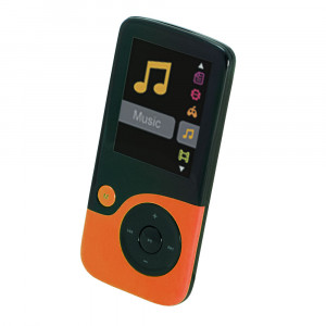 CRYPTO MP4 [MP1800 8GB BLACK/ORANGE]