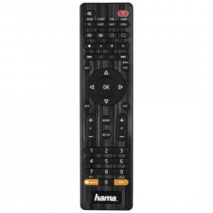 HAMA 12307 Universal 8in1 Remote Control