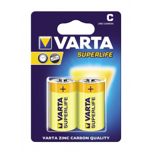 VARTA 2014 συσκ.2 ZINC CARBON SUPERLIFE C 2014101412