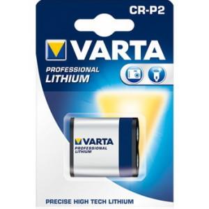 VARTA CR-P2 6204 6V 301401