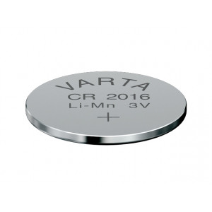 VARTA CR2016 συσκ.2  ΛΙΘΙΟΥ 6016101402