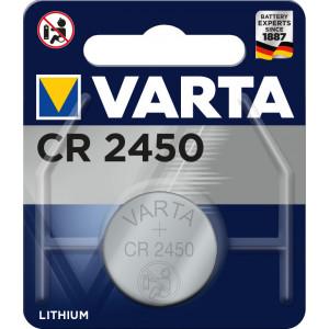 VARTA CR 2450 (συσκ.1) 6450101401 ΛΙΘΙΟΥ 6450101401