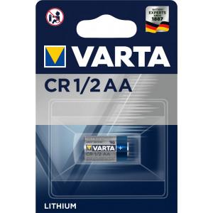 VARTA CR 1/2ΑΑ Συσκ.1 6127101401 ΛΙΘΙΟΥ 6127101401