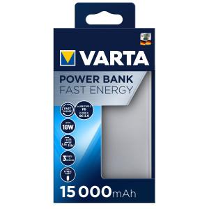 VARTA 57982101111 Powerbank Fast Energy 15000 mAh 57982101111