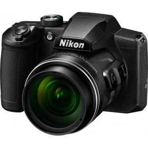 NIKON Coolpix B600 Black + Case + 16GB Card VQA090K002