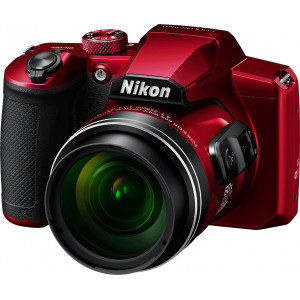 NIKON Coolpix B600 Red VQA091EA