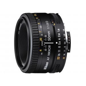 NIKKOR (S) FX 50mm F/1.8 AF D JAA013DA