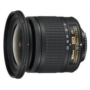 NIKON AF-P DX NIKKOR 10-20mm f/4.5-5.6G VR JAA832DA