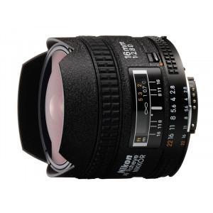 NIKON 16mm F2,8 FX AF D JAA626DA