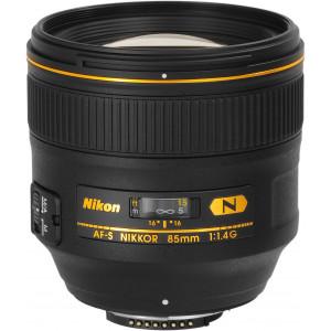 NIKON ΕΠ 85mm F/1,4 FX G AF-S
