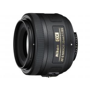 NIKON 35mm F1.8G DX AF-S