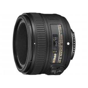 NIKKOR FX 50mm F/1.8 AF-S G JAA015DA