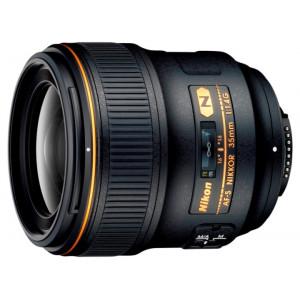 NIKON 35mm F1.8 FX G AF-S