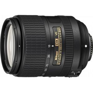 NIKON 18-300mm F3.5-6.3G ED DX VR AF-S