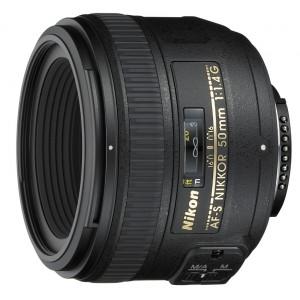 NIKKOR FX 50mm F/1.4 AF-S G JAA014DA