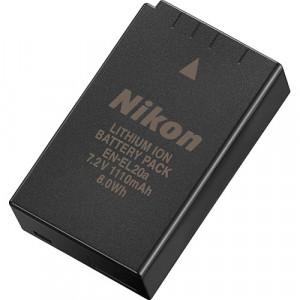 NIKON EN-EL20a Recharcheable Li-ion Battery VFB11601