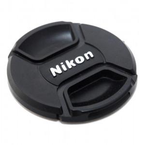 NIKON LC-67 67mm SNAP-ON FRONT LENS CAP JAD10401