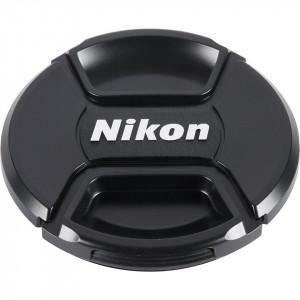 NIKON LC-77 77mm SNAP-ON FRONT LENS CAP JAD10601