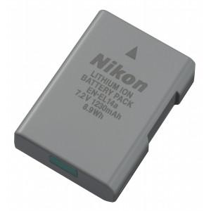 NIKON EN-EL14a RECHARGEABLE LI-ION BATTERY VFB11408