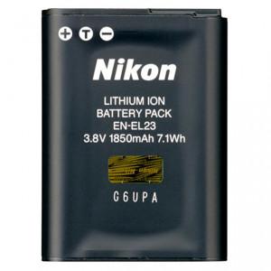 NIKON EN-EL23 RECHARGEABLE LI-ION BATTERY VFB11702