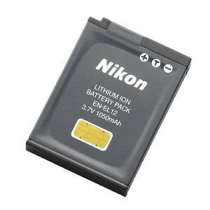 NIKON EN-EL12 Battery Rechargeable VFB10401