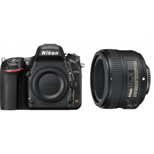NIKON D750 Body Black VBA420AE