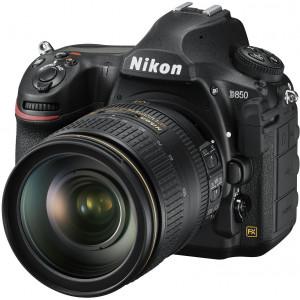 NIKON D850 + 24-120mm 4G ED VR Kit VBA520K001