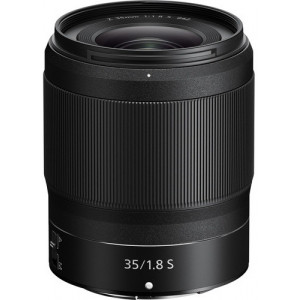NIKKOR MIRRORLESS Z 35mm F 1.8 S JMA102DA