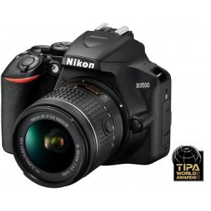 NIKON D3500 + AF-P 18-55 F3.5-5.6G KIT VBA550K002