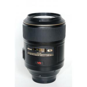 NIKON 105mm F2.8 FX G VR AF-S