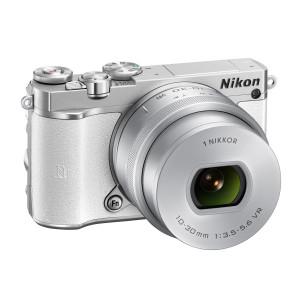 NIKON 1 J5 + 10-30PD WHITE KIT VVA242K001