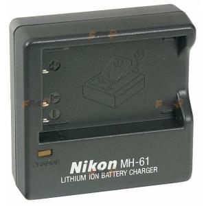 NIKON MH-61 (E) CHARGER για EN-EL5 VAK136EA