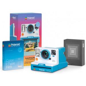Polaroid OneStep 2 Everything Box & Summer Blue Photo Box 4939