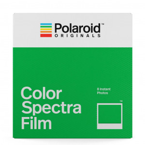 Polaroid Color film for Image/Spectra 4678