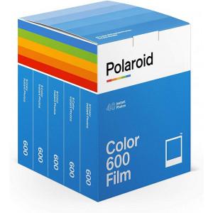 Polaroid Color film for 600 - x40 film pack 6013 6013