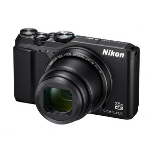 NIKON Coolpix A900 BLACK + Θήκη Hama VNA910E1