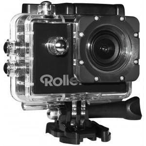 Rollei 40325 Actioncam 4s Plus + Rollei 21632 Actioncam Mount Surfing Grip 40325