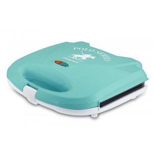 BEPER 90.630A 700W LIGHT BLUE Sandwich Maker with Grill Plate
