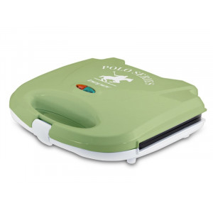 BEPER 90.630V 700W LIGHT GREEN Sandwich Maker with Grill Plate