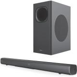 CRYSTAL AUDIO CASB320 Bluetooth Soundbar with wireless subwoofer 320W CASB320
