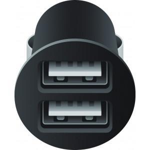 CRYSTAL AUDIO C-2.4 5V / 2.4A Single USB Mini Car Charger C-2.4