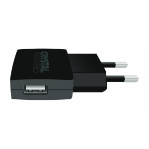 CRYSTAL AUDIO P-1 5V / 1A l USB Wall Charger P-1