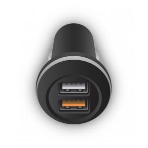 CRYSTAL AUDIO QC2-3 QC3.0 port 3.5-6.5V 3A, 6.5-9V 2.4A,9V- 12V2A 3) Another USB port: 5V 1.5ADual U QC2-3