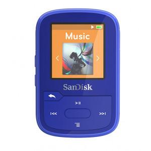 SanDisk Clip Sport Plus Blue SDMX28-016G-G46B