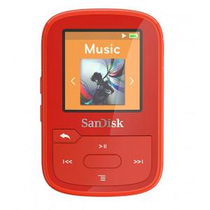 SanDisk Clip Sport Plus Red SDMX28-016G-G46R
