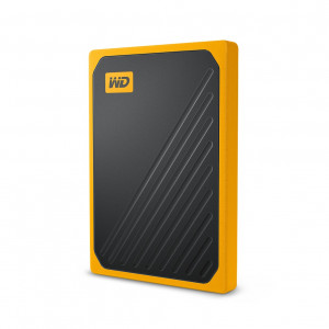 WD MyPassport Go 500GB YELLOW WDBMCG5000AYT-WESN WDBMCG5000AYT-WESN