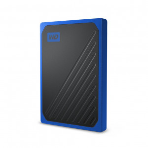 WD MyPassport Go 1TB BLUE WDBMCG0010BBT-WESN WDBMCG0010BBT-WESN