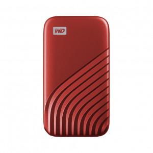 WD My Passport WDBAGF0010BRD-WESN RED WDBAGF0010BRD-WESN