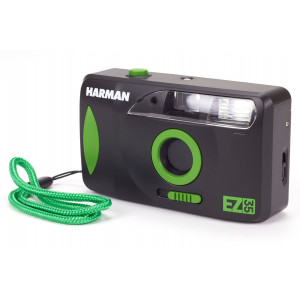 HARMAN (S) EZ35 MOTORISED CAMERA + 135-36 HP5 1181520
